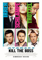 Kill The Boss - Plakat zum Film