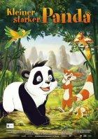 Kleiner starker Panda - Plakat zum Film