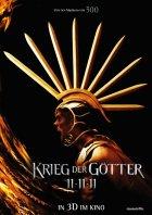 Krieg der Götter - Plakat zum Film