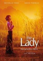 The Lady - Ein geteiltes Herz - Plakat zum Film