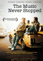 The Music Never Stopped - Plakat zum Film