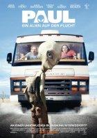 Paul - Ein Alien auf der Flucht - Plakat zum Film