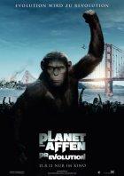 Planet der Affen: PRevolution - Plakat zum Film