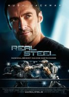 Real Steel - Plakat zum Film