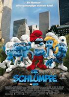 Die Schlümpfe - Plakat zum Film