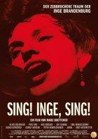 Sing! Inge, sing! - Der zerbrochene Traum der Inge Brandenburg - Plakat zum Film