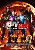 Spy Kids - Alle Zeit der Welt - Plakat zum Film