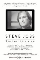 Steve Jobs: The Lost Interview - Plakat zum Film