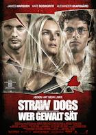 Straw Dogs - Wer Gewalt sät - Plakat zum Film