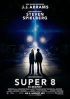 Super 8 - Plakat zum Film