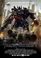 Transformers 3 - Plakat zum Film