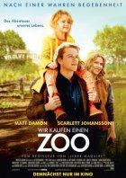 Wir kaufen einen Zoo - Plakat zum Film