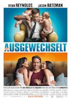 Wie ausgewechselt - Plakat zum Film
