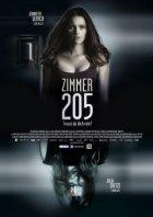 Zimmer 205 - Plakat zum Film