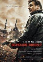 96 Hours - Taken 2 - Plakat zum Film