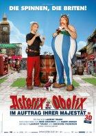 Asterix und Obelix - Im Auftrag Ihrer Majestät - Plakat zum Film