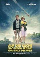 Auf der Suche nach einem Freund fürs Ende der Welt - Plakat zum Film