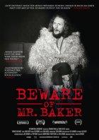 Beware Of Mr. Baker - Plakat zum Film
