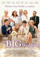 The Big Wedding - Plakat zum Film