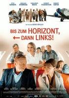 Bis zum Horizont, dann links! - Plakat zum Film