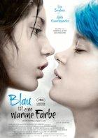 Blau ist eine warme Farbe - Plakat zum Film