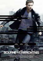 Das Bourne Vermächtnis - Plakat zum Film