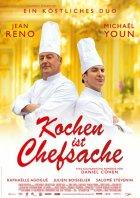 Kochen ist Chefsache - Plakat zum Film