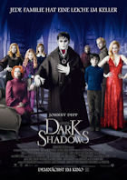 Dark Shadows - Plakat zum Film