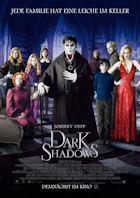 Dark Shadows - Plakat zum Film