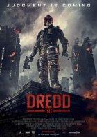 Dredd - Plakat zum Film