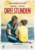 Drei Stunden - Plakat zum Film