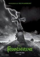 Frankenweenie - Plakat zum Film