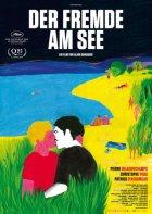 Der Fremde am See - Plakat zum Film