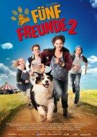 Fünf Freunde 2 - Plakat zum Film