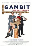 Gambit - Der Masterplan - Plakat zum Film