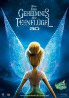 Das Geheimnis der Feenflügel - Plakat zum Film
