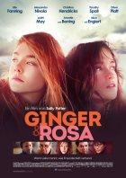 Ginger und Rosa - Plakat zum Film