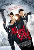 Hänsel und Gretel: Hexenjäger - Plakat zum Film