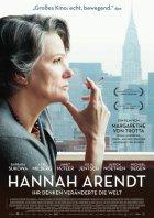 Hannah Arendt - Plakat zum Film