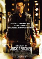 Jack Reacher - Plakat zum Film