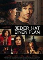 Jeder hat einen Plan - Plakat zum Film