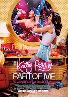 Katy Perry: Part Of Me - Plakat zum Film
