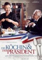 Die Köchin und der Präsident - Plakat zum Film