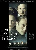 Die Königin und der Leibarzt - Plakat zum Film