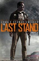 The Last Stand - Plakat zum Film