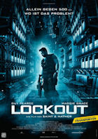 Lockout - Plakat zum Film
