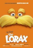 Der Lorax - Plakat zum Film