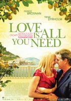 Love Is All You Need - Plakat zum Film