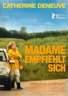 Madame empfiehlt sich - Plakat zum Film