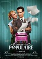 Mademoiselle Populaire - Plakat zum Film